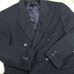 Ferrar Long Pea Coat